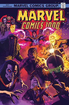 Marvel Comics #1000 (Variant Cover) #1.4