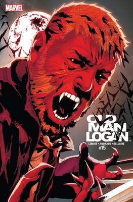 Old Man Logan Vol. 2 (Comic-book) #15