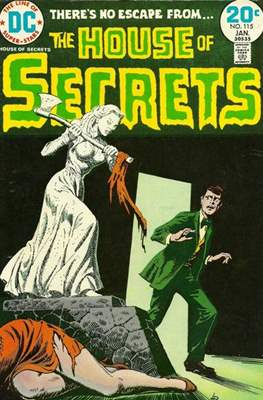 The House of Secrets (Grapa) #115