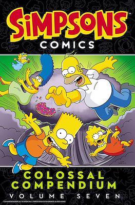 Simpsons Comics Colossal Compendium #7