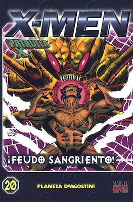 Coleccionable X-Men / La Patrulla-X (Rústica, 80 pp) #20