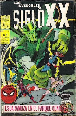 Los Invencibles del Siglo XX #4