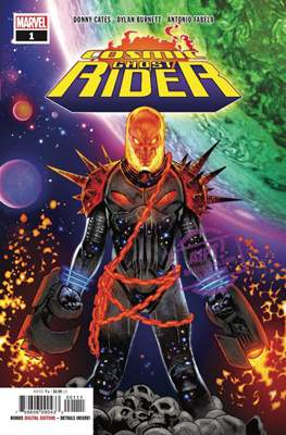 Cosmic Ghost Rider (Comic Book) #1
