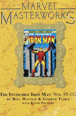Marvel Masterworks (Hardcover) #275