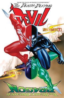 The Death-Defying Devil (2008) (Comic Book) #1