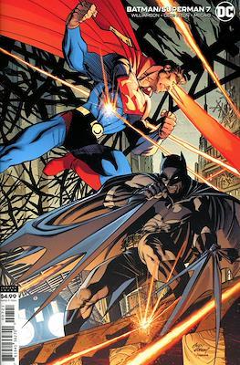 Batman / Superman (2019 -Variant Cover) (Comic Book) #7