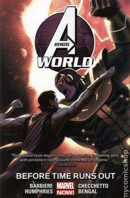 Avengers World (2014-2015) (Softcover) #4