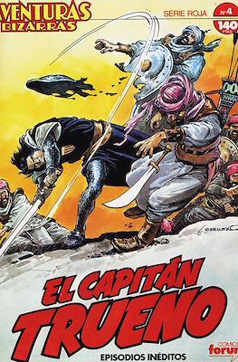 Aventuras Bizarras. El Capitán Trueno. Serie Roja (Grapa, 28 páginas) #4