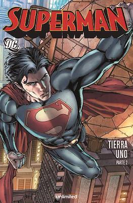 Superman Tierra Uno (Rústica) #2