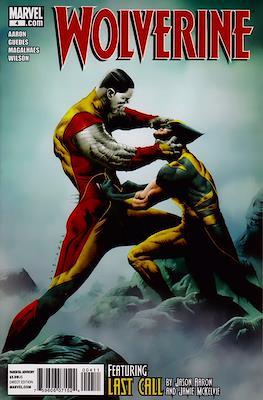Wolverine (2010-2012) (Comic Book) #4