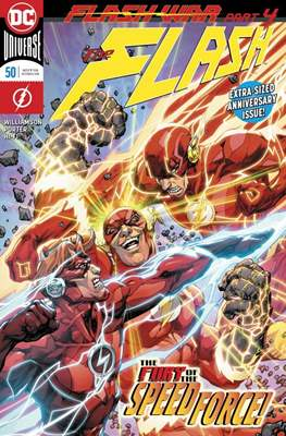 The Flash Vol. 5 (2016-2020) (Comic Book) #50