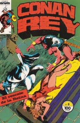 Conan Rey #8