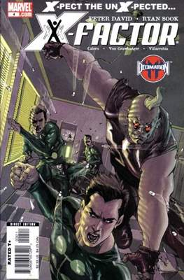 X-Factor Vol. 3 (Saddle-stitched) #4