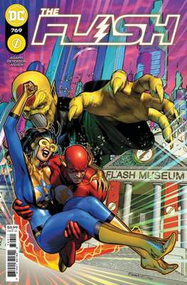 Flash Comics / The Flash (1940-1949, 1959-1985, 2020-) #769