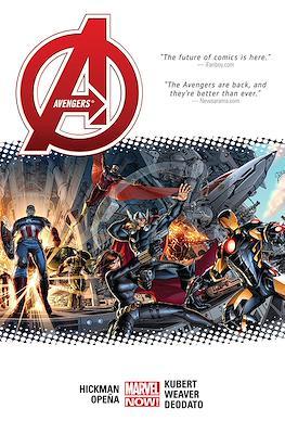 Avengers Omnibus (2012-2015)