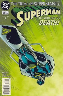 Superman Vol. 2 (1987-2006) (Comic Book) #108