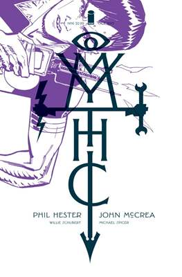 Mythic (Comic-book) #6