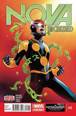 Nova Vol. 5 (Comic-Book) #15