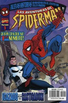Las aventuras de Spiderman (Grapa 24 pp) #1