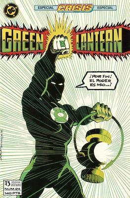 Green Lantern (1986-1987) (Grapa 36-52 pp) #24