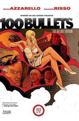100 Bullets (Softcover) #4