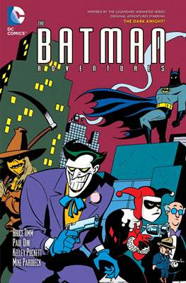 The Batman Adventures (Softcover) #3