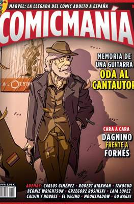 Comicmanía (Revista 100 pp) #6