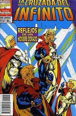 La Cruzada del Infinito (1994) (Grapa. 17x26. 48 páginas. Color.) #10
