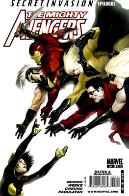 The Mighty Avengers Vol. 1 (2007-2010) (Comic-book) #20