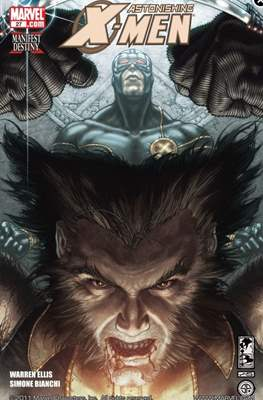 Astonishing X-Men (Vol. 3 2004-2013) (Comic Book) #27