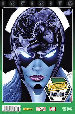 Poderosos Vengadores / Capitán América y los Poderosos Vengadores (2013-2015) (Grapa.) #2