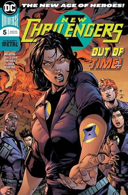 New Challengers (2018) (Comic Book) #5