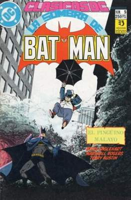 Clásicos DC (1990-1993) (Grapa) #5