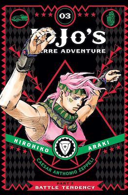 JoJo's Bizarre Adventure: Part 2--Battle Tendency (Hardcover) #3