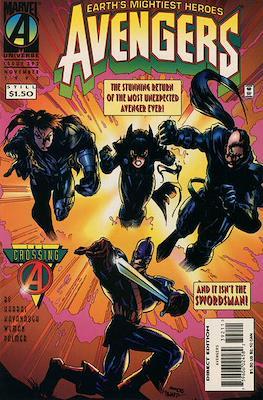 The Avengers Vol. 1 (1963-1996) (Grapa) #392