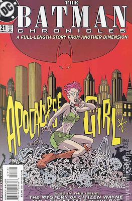 The Batman Chronicles (1995-2000) (Grapa) #21