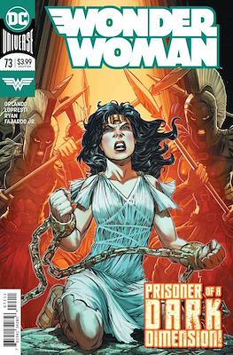 Wonder Woman Vol. 5 (2016-2020) (Comic book) #73