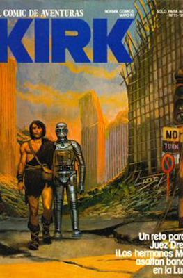 Sargento Kirk / Kirk #11