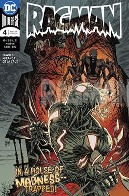 Ragman Vol. 3 (2017- ) (Comic-book) #4