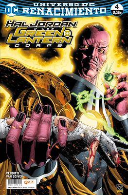 Green Lantern. Nuevo Universo DC / Hal Jordan y los Green Lantern Corps. Renacimiento (Grapa) #59/4