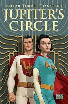 Jupiter's Circle (Softcover) #1