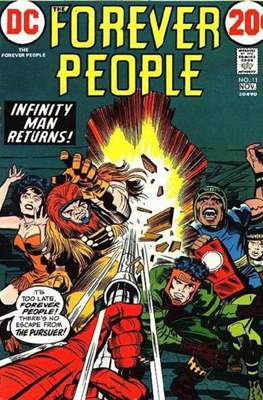 The Forever People (Comic Book) #11