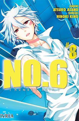 NO.6 - [Número Seis] (Rústica con sobrecubierta) #8