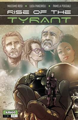 Rise of the Tyrant (Comic Book) #4