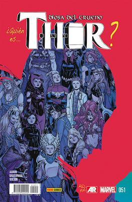 Thor / El Poderoso Thor / Thor - Dios del Trueno / Thor - Diosa del Trueno / El Indigno Thor (2011-) (Grapa) #51