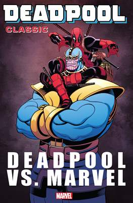 Deadpool Classic (Softcover) #18