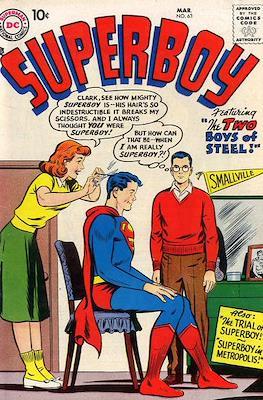 Superboy Vol.1 (1949-1977) #63