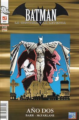 Batman. La Historia y la Leyenda (Grapa) #7
