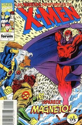 Las nuevas aventuras de los X-Men (Grapa 24 pp) #3