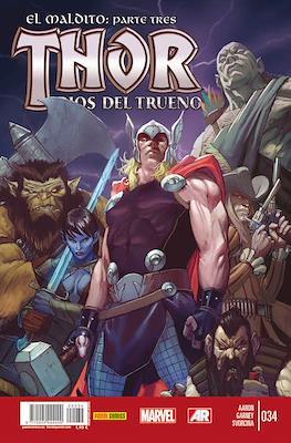 Thor / El Poderoso Thor / Thor - Dios del Trueno / Thor - Diosa del Trueno / El Indigno Thor (2011-) (Grapa) #34